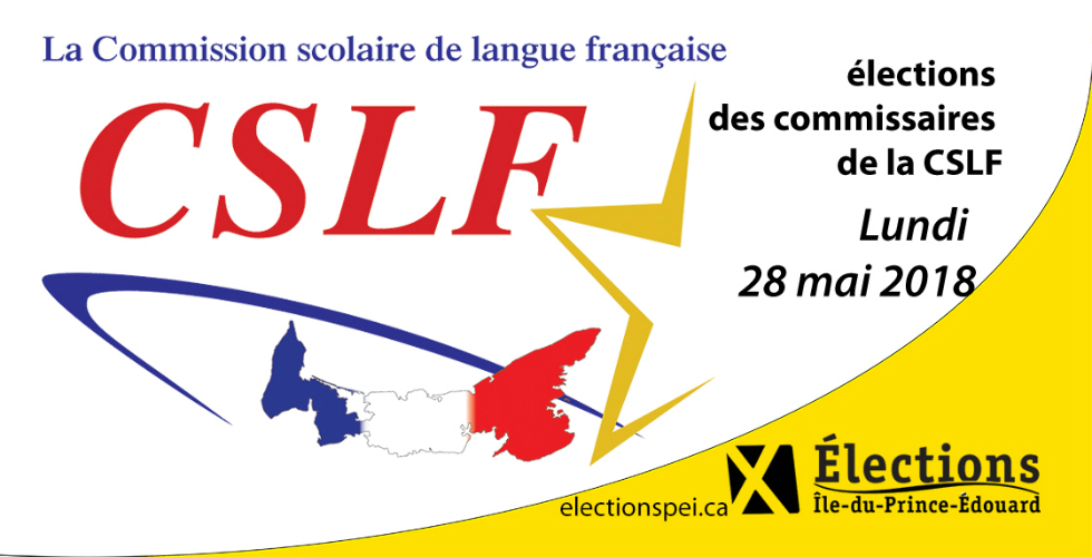French Langauge School Board Elections, May 28, 2018