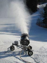 Brookvale Provincial Ski Park Snowgun