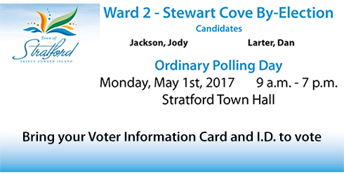 Stratford Ward 2 By-Election