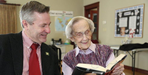 Seniors to benefit from expanded library delivery service