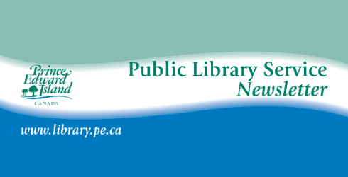 Public Library Service Newsletter
