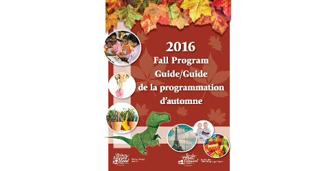 Fall Program Guide