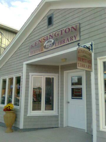 Kensington Heritage Library