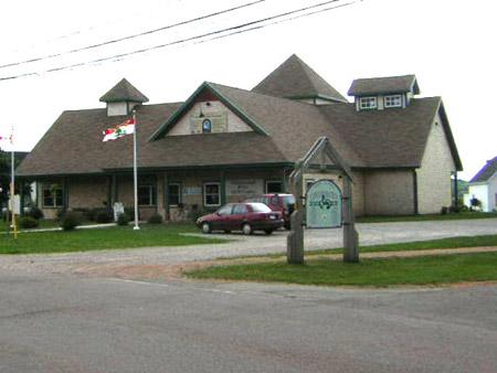 Mount Stewart Public Library
