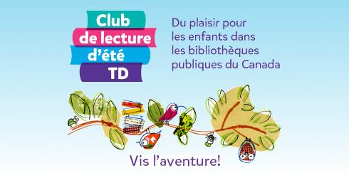 Club de lecture d��t� TD