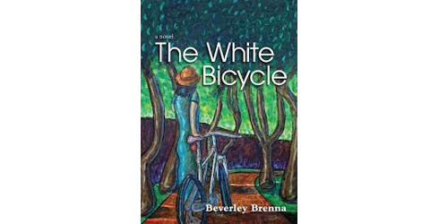 """The White Bicycle"" par Beverly Brenna"