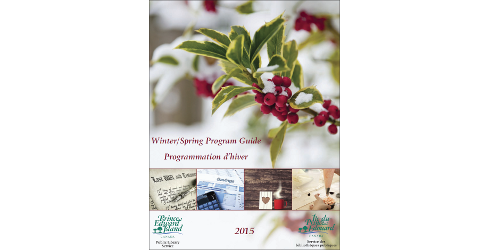 Winter/Spring Program Guide