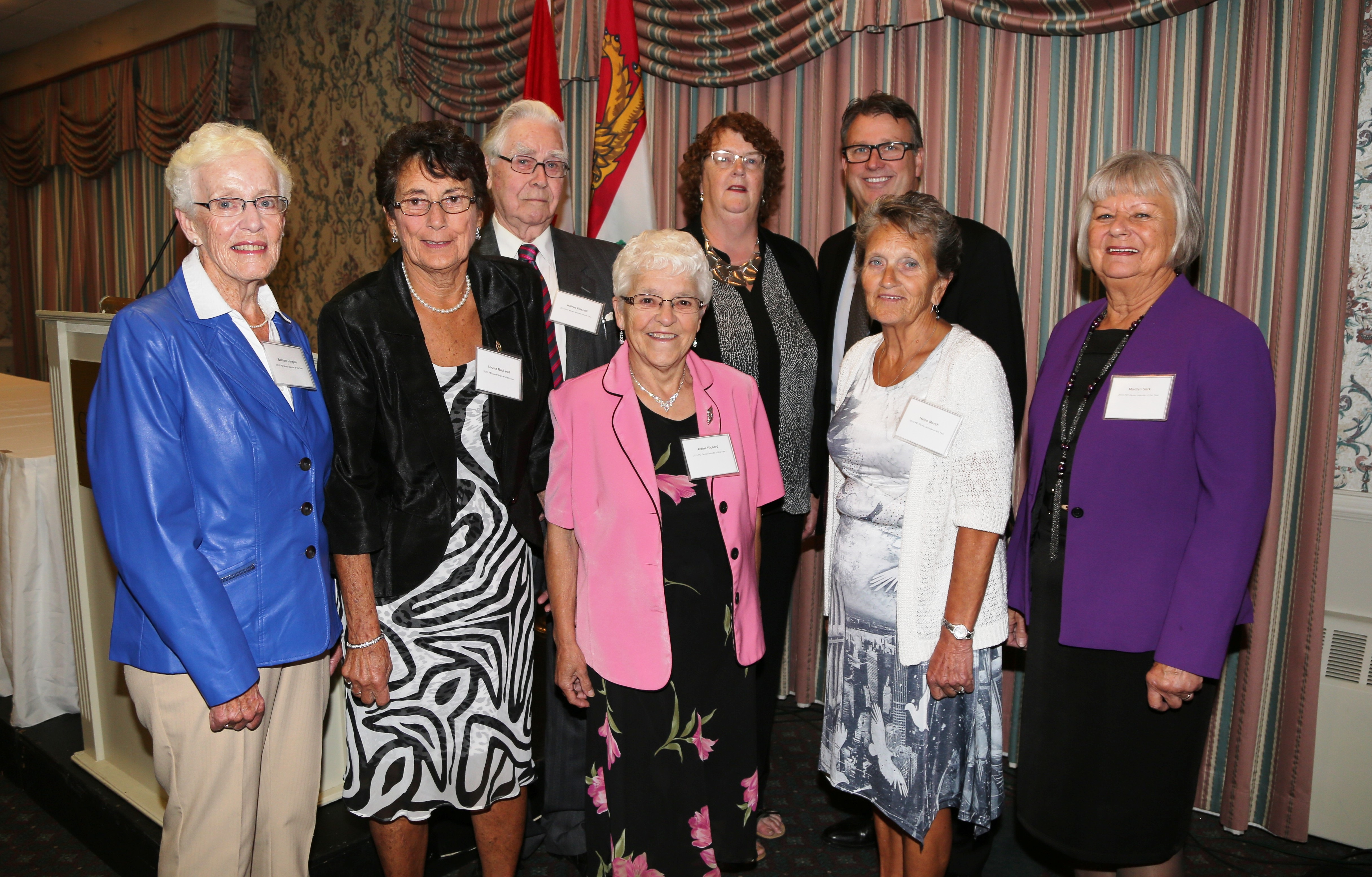 Senior Islanders of the Year recognized on National Seniors Day