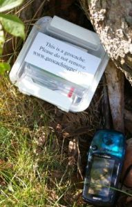 PEI Geocaching