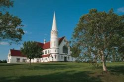 Indian River Church, PEI