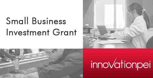 Small Business Investment Grant
