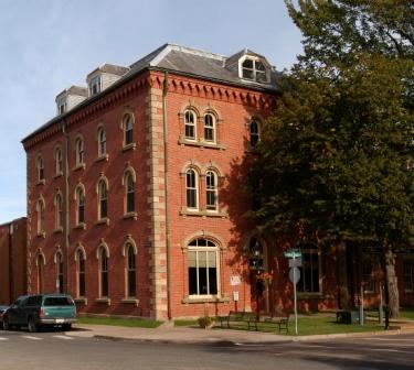 J Angus MacLean Building