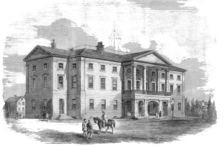 Province House historical sketch