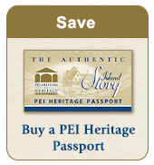 PEI Museum and Heritage Passport