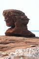 Human Rock Formation
