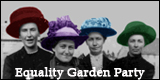 Garden Party Button