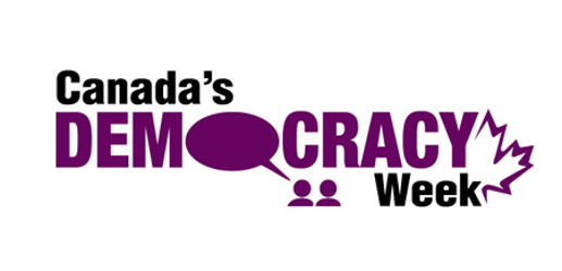Canada''''''''''''''''s Democracy Week 2014 logo