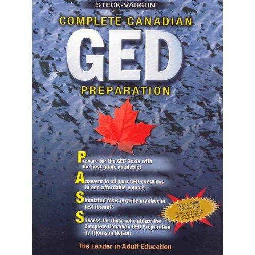 GED Handbook