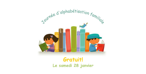 Journée de l''''alphabétisation familiale 2017