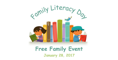 Family Literacy Day 2017
