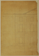 Colonial Building exterior plan, sheet 1, Acc2455/1-1