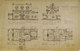 Duff house, north and east elevations and floor plans, Acc3607/102-5